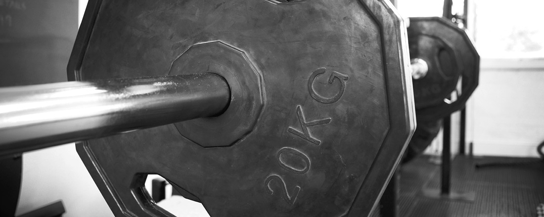 Weightlifting at TCA